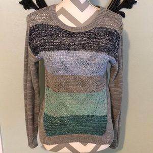 Stylish multi colored sweater